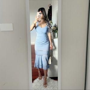 NEW Calli Midi Bodycon Dress